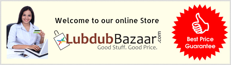 Welcome to our online Store-lubdubbazaar.com